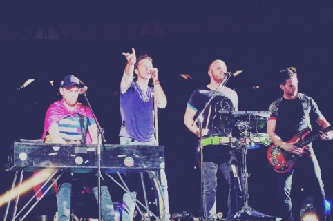 Coldplay. Pulzo.