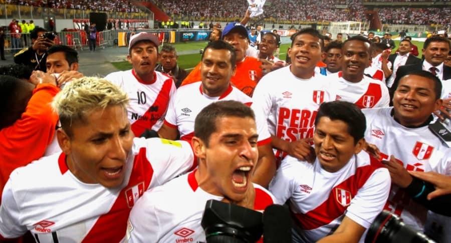 Celebración de Perú