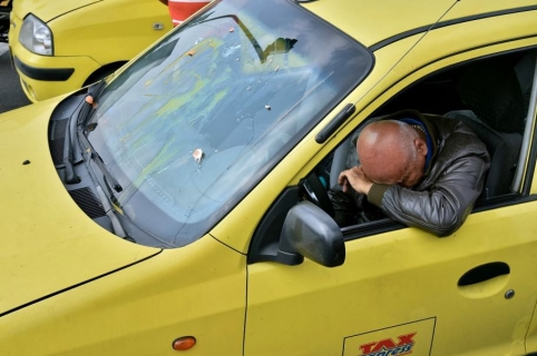 Taxista.