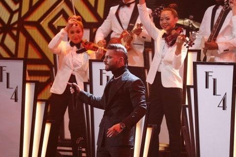 18° Edición de los Premios Grammy Latinos en Las Vegas