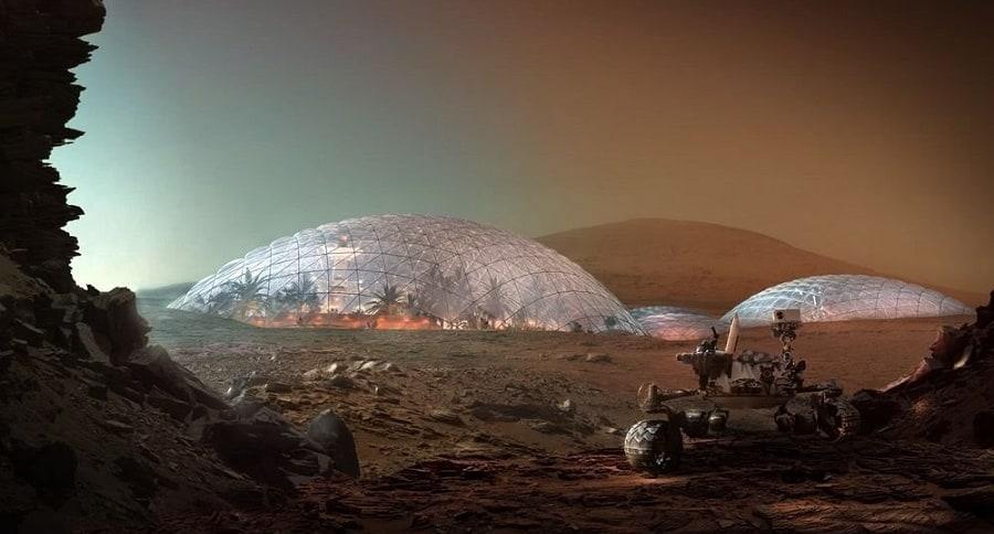 Ciudad marciana