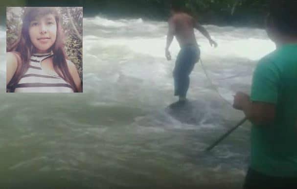 Buscan a niña en El Tambo