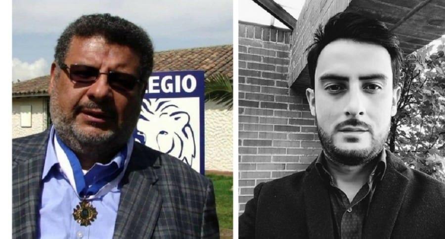 Jaime Granado y Gustavo Rugeles