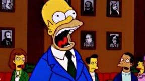 Homero Simpson.