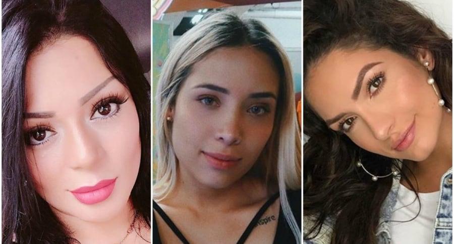 Marbelle / Luisa Fernanda W / Kimberly Reyes