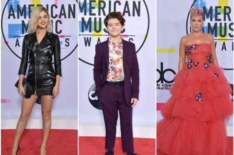 Selena Gomez, Gaten Matarazzo, Pink, Diana Ross
