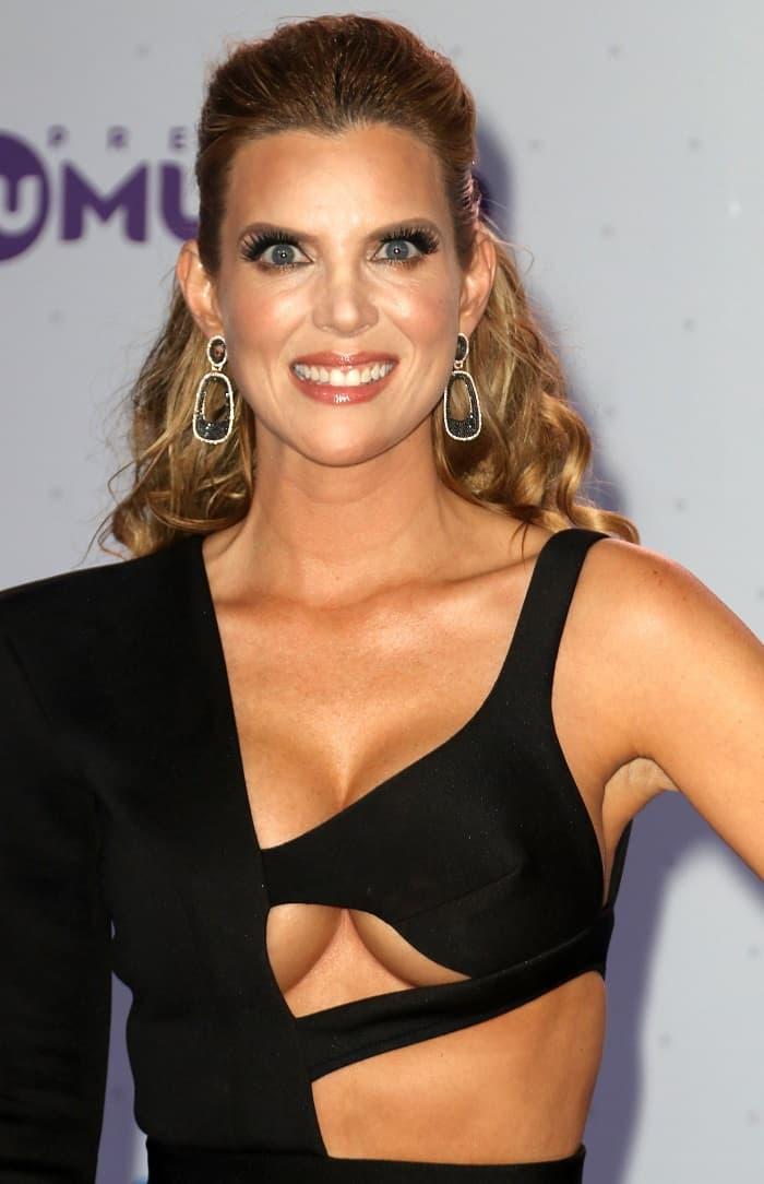 Maritza Rodríguez, actriz.