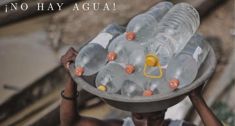 Imagen exposición 'No hay agua'