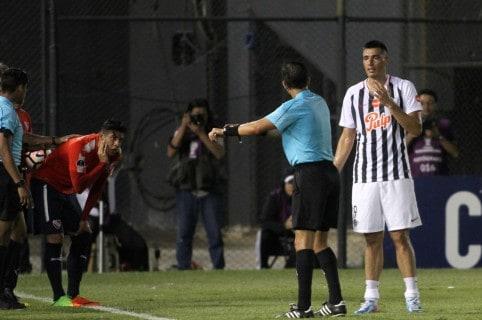 Libertad vs Independiente - Copa CONMEBOL Sudamericana 2017