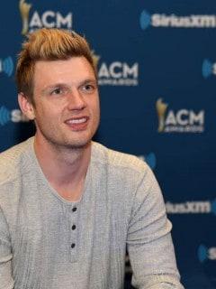 Nick Carter, cantante.