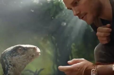 Escena de 'Jurassic World 2'. Pulzo.