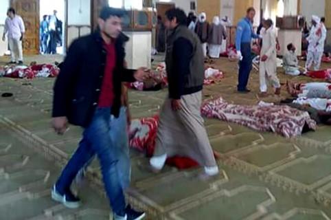 Ataque en mezquita