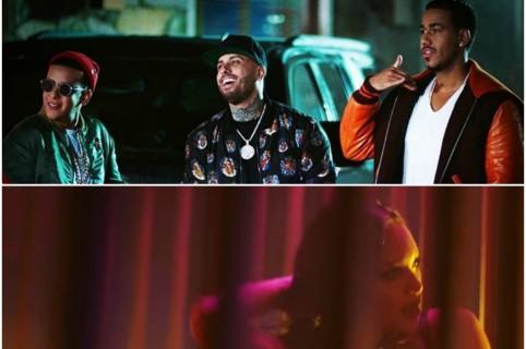Daddy Yankee, Nicky Jam y Romeo Santos / Andrea Valdiri