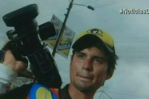 Angello Alzamora Córdoba, camarógrafo asesinado en Barranquilla. Pulzo.