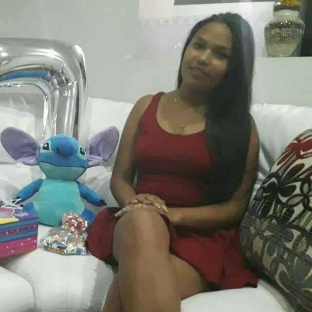 Jennifer Tatiana Cabezas, víctima
