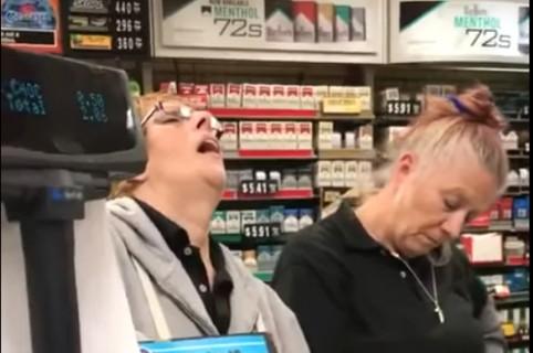 Mujeres drogadas