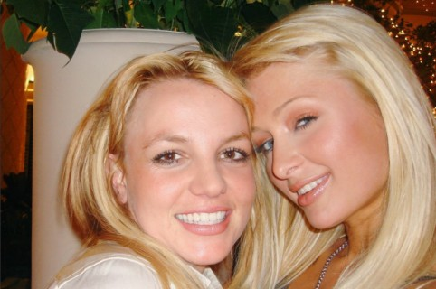 Paris Hilton y Britney Spears