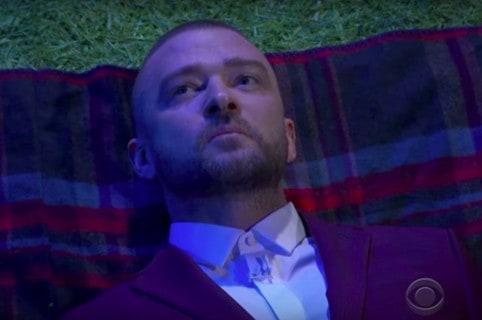 Justin Timberlake. Pulzo.