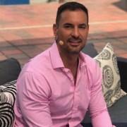 Luis Fernando Salas, actor y presentador.