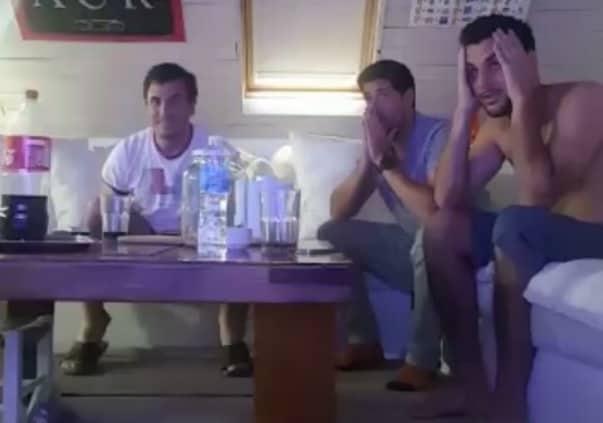 Reacción de argentinos por sorteo del Mundial