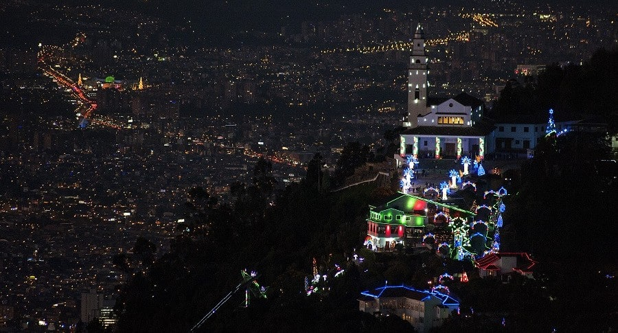 Navidad en Bogotá, archivo