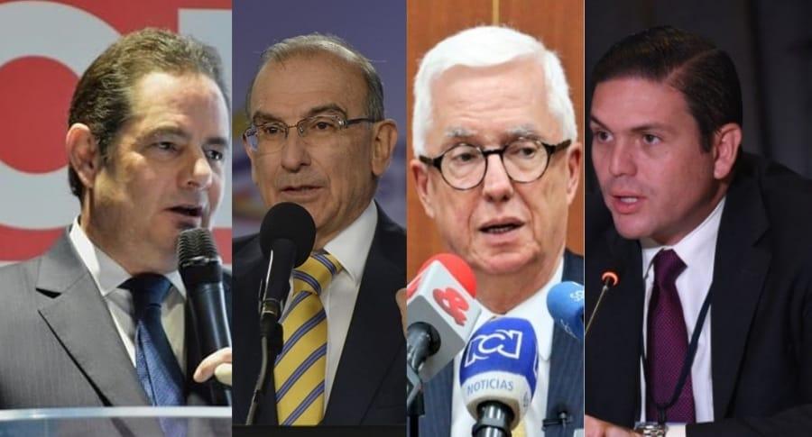 Candidatos presidencia