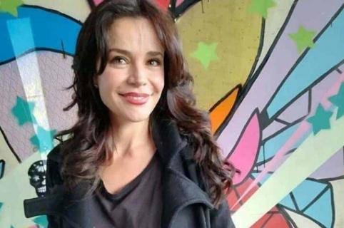 Flora Martínez, actriz.