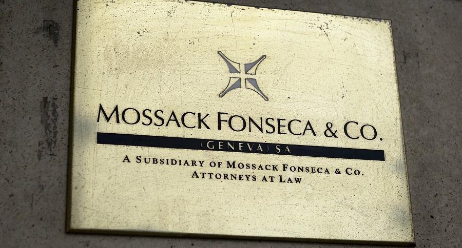 Logo de firma Mossack Fonseca