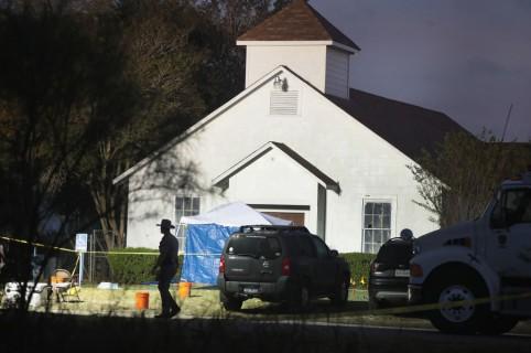 Iglesia bautista atacada el domingo en Texas