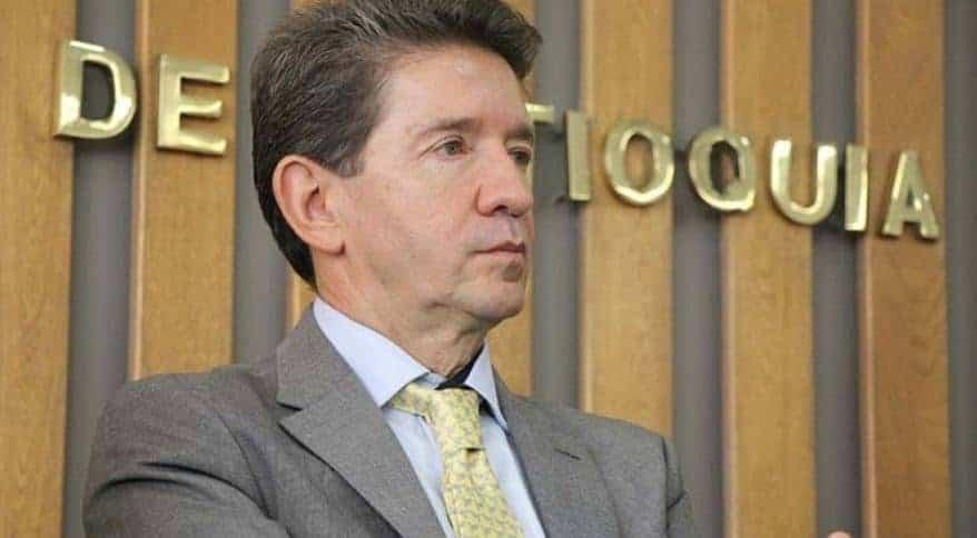 Gobernador de Antioquia