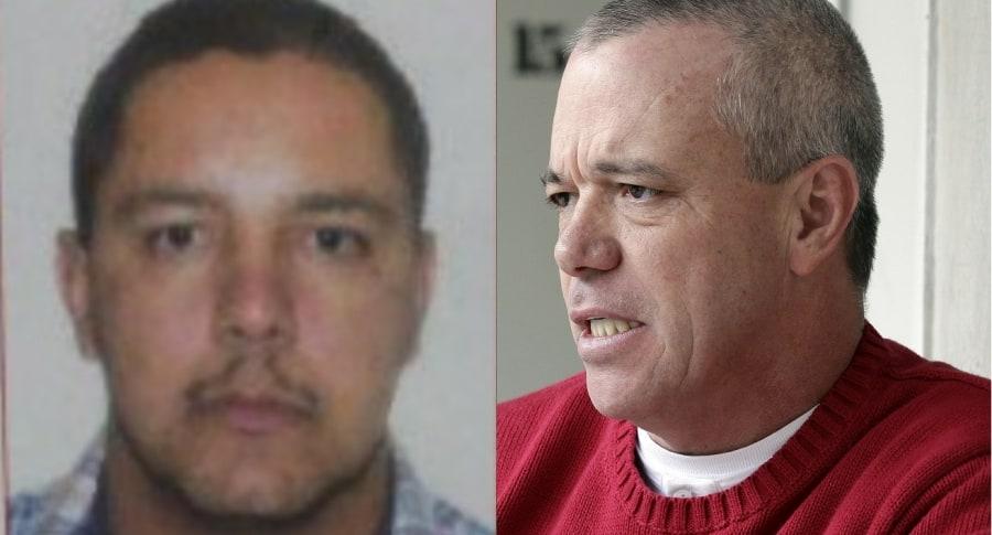 Juan Carlos Mesa, alias 'Tom', y  Jhon Jairo Velásquez Vásquez, alias 'Popeye'.
