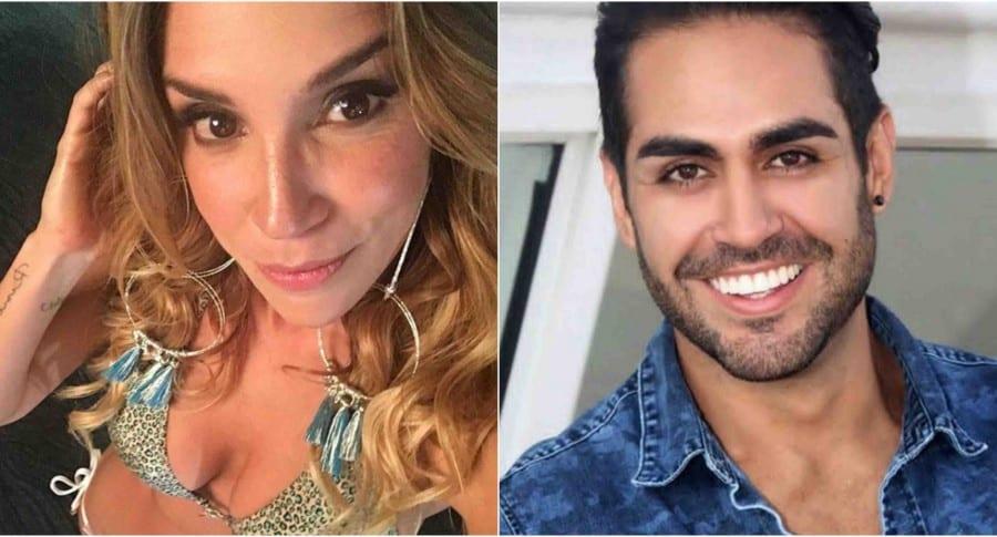 Valentina Lizcano y Jairo Zapata