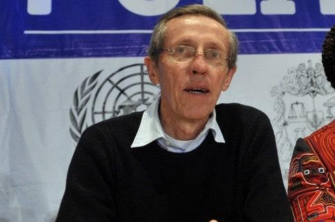Antonio Navarro, congresista.