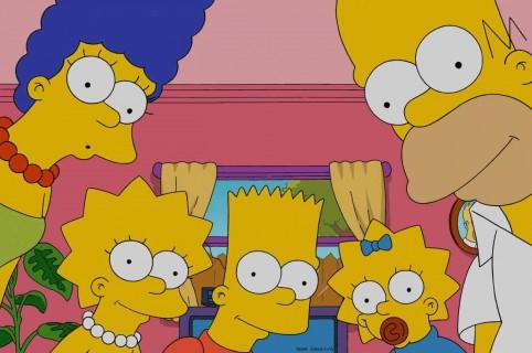 'Los Simpson'. Pulzo.