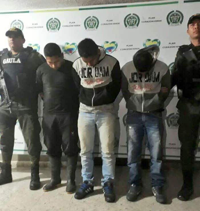 Secuestro en Cauca