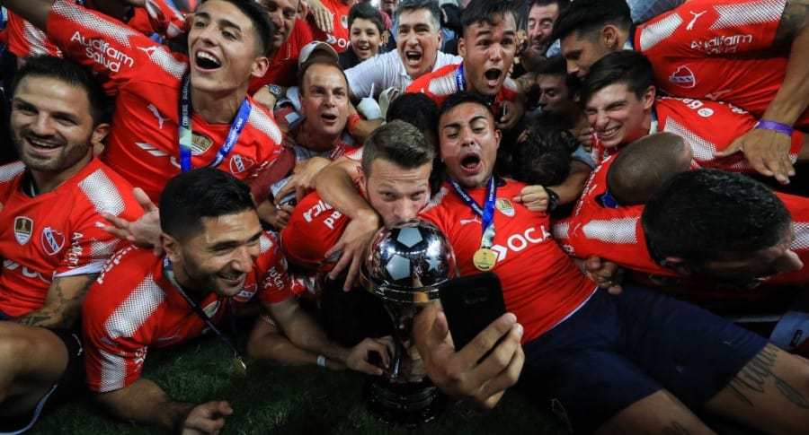 Flamengo vs Independiente - Copa CONMEBOL Sudamericana 2017 Final