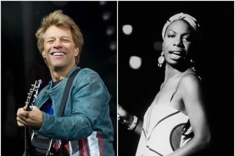 Jon Bon Jovi / Nina Simone