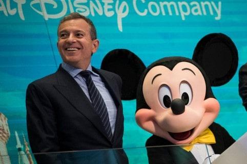 CEO de The Walt Disney Company Bob Iger