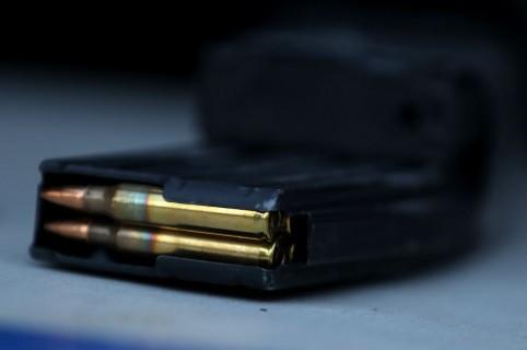 Munición de fusil