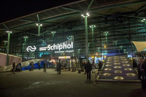 Aeropuerto Internacional de Schiphol
