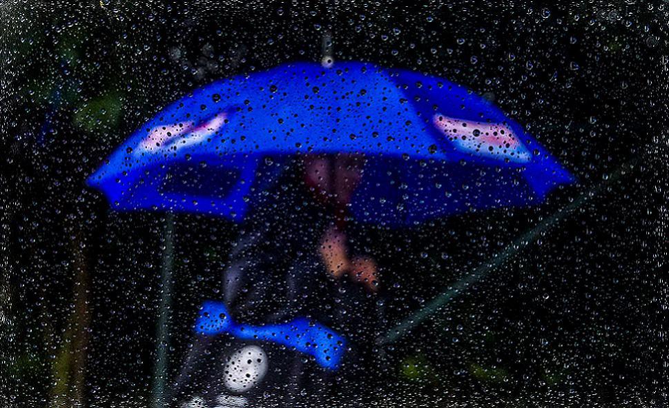Lluvia en Colombia