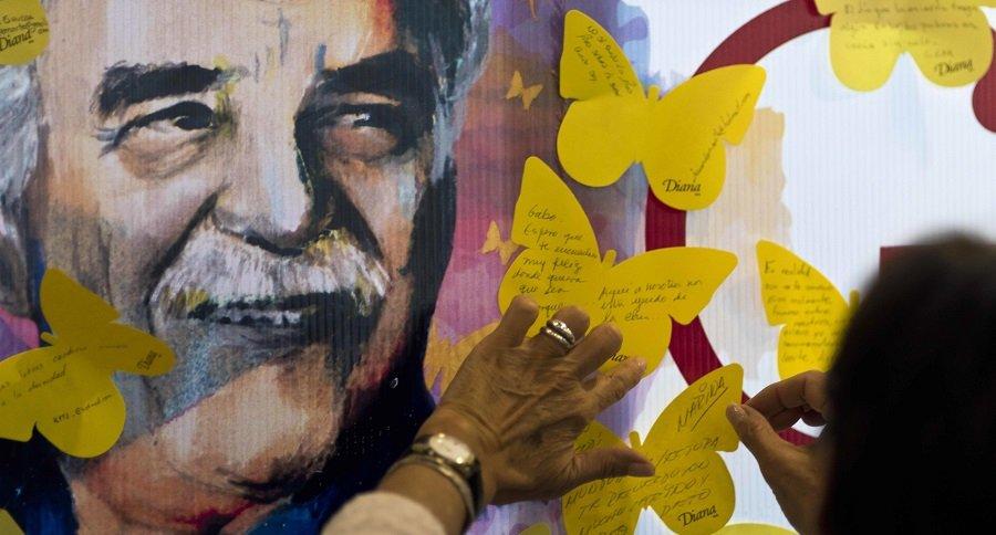 Imagen Gabriel García Márquez