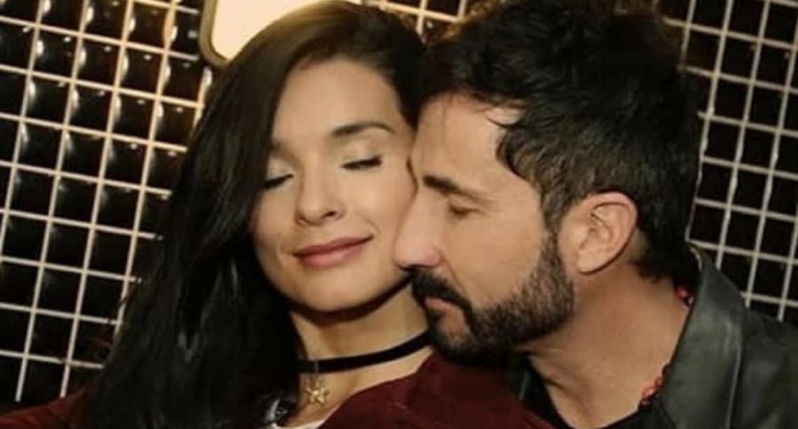 Paola Rey y Juan Carlos Vargas. Pulzo.