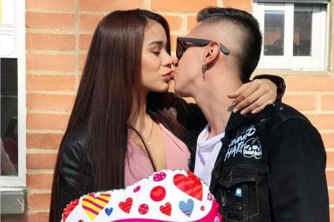 Gisselle Rada y Sebastián 'Flor' Tamayo, de 'Protagonistas' 2017.