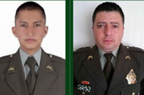 Asesinato de policías en Meta