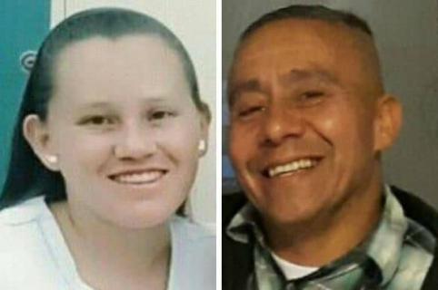 Marilyn Yulieth Rojas Uñate y Juan Carlos Góngora, esposos desaparecidos