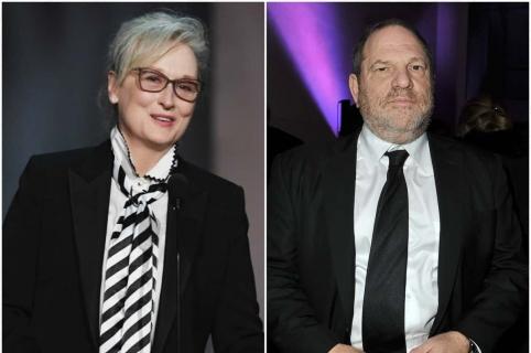 Meryl Streep / Harvey Weinstein