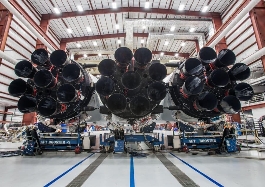 Cohetes Space X