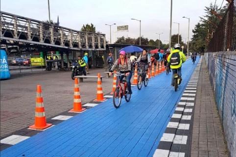 Bicicletas Bogotá