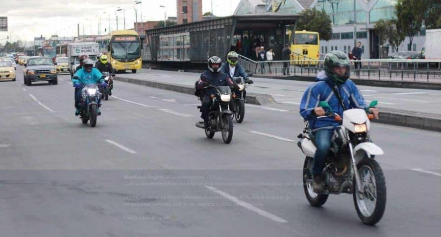 Motos Bogotá